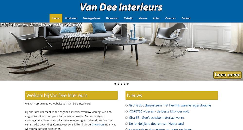 Van Dee Interieurs