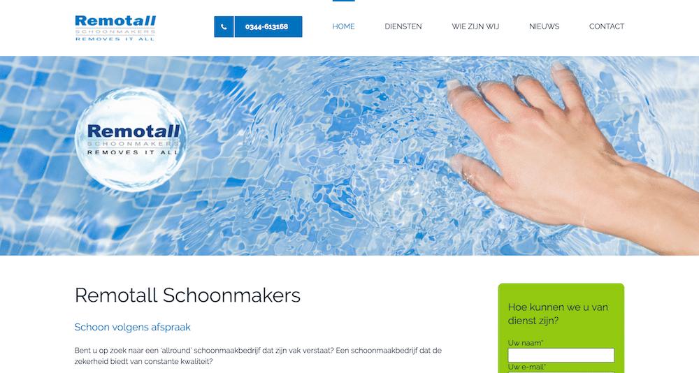 Remotall Schoonmakers