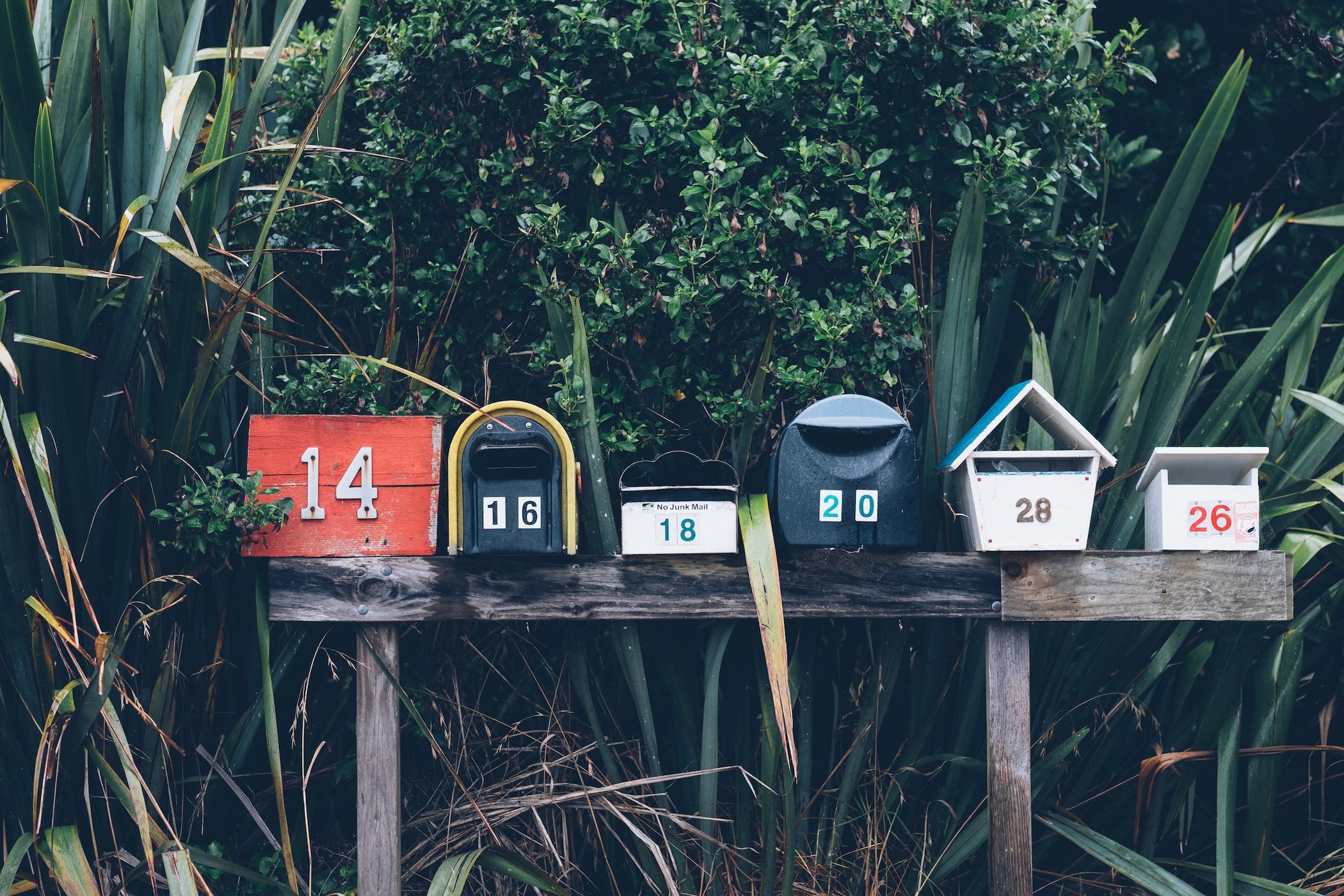 e-mail nieuwsbrieven