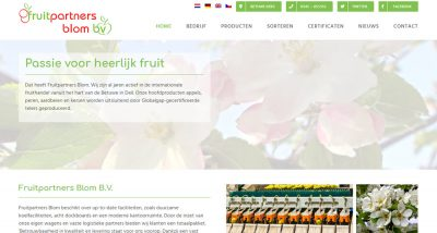 Fruitpartners Blom