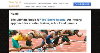 Total Sport approach