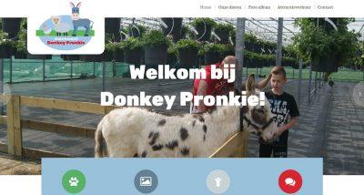 kinderboerderij Donkey Pronkie