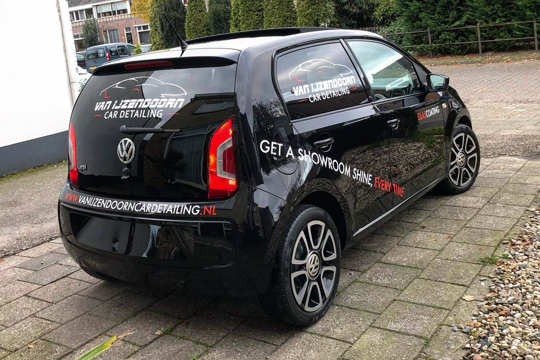 Promotie auto Van IJzendoorn Car Detailing